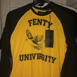 FentyXpuma Rihanna shirt